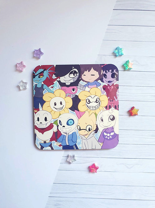 Undertale Coaster