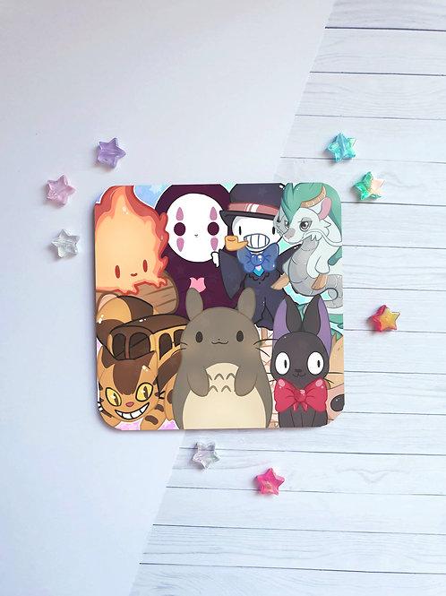 Ghibli Coaster