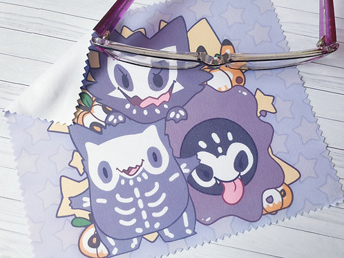 Gengar / Lens Cleaning Cloth - for glasses and screens
