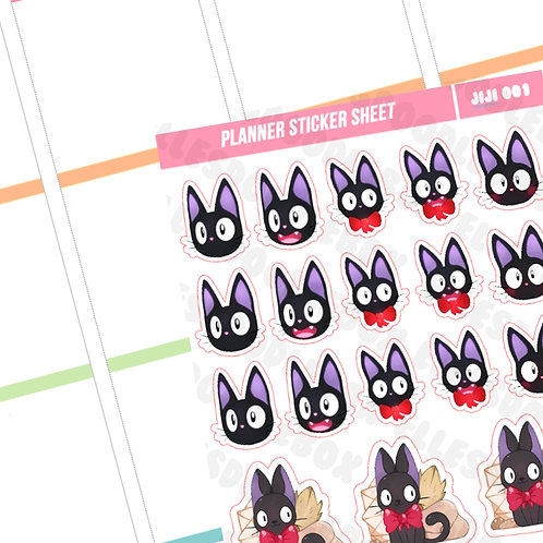 Jiji Sticker Sheet