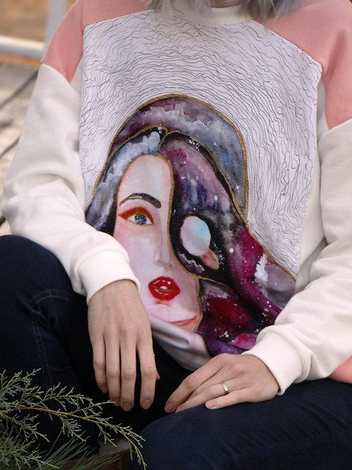 Sweatshirt ''Celestia''