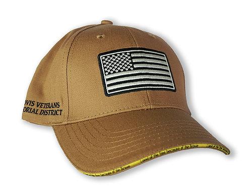 Desert Tan CVMD Hat