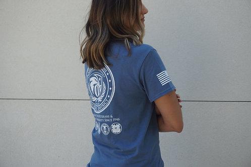 Blue CVMD Shirt