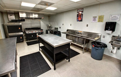 Veterans Room Kitchen