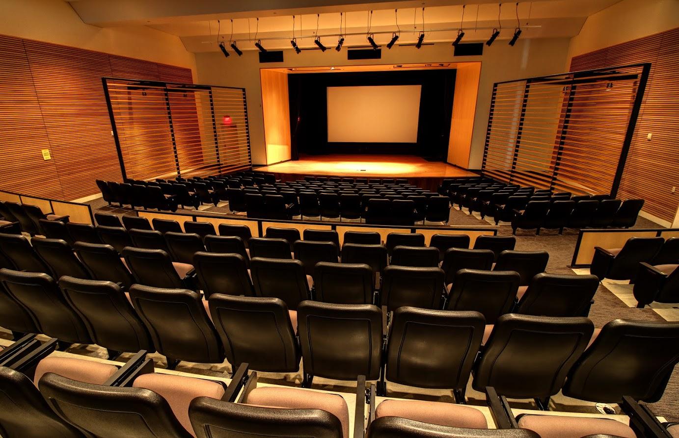 CVMD Auditorium, from rear