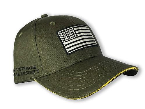 Olive CVMD Hat