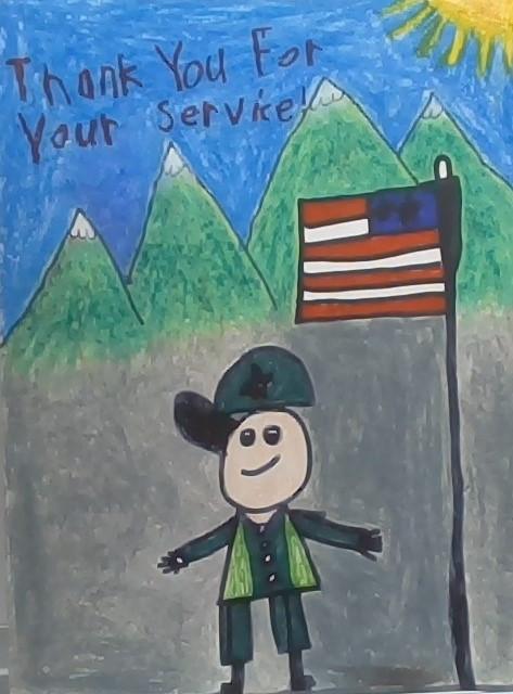 Abel Valdez 1st Grade Valley Oak Elementary