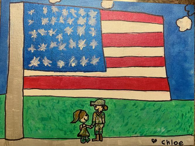 Chloe Harris 1st Grade Liberty Elementary
