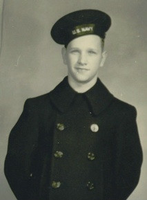The WWII Story of a U.S. Navy Gunner Mate Third Class- Fred Nicholson