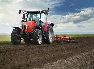 Начало посевной кампании озимой пшеницы, осень 2020 г.