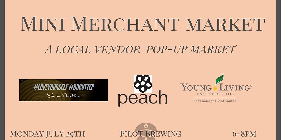 Mini Merchant Market