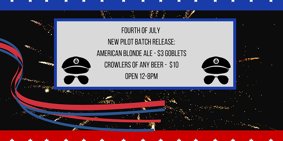Fourth of July at Pilot