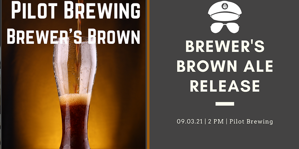 New Beer Release: Brewer's Brown Ale