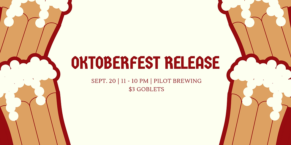 Oktoberfest Release