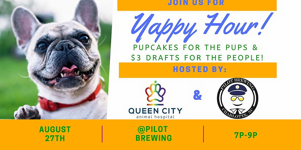 Yappy Hour at Pilot Brewing