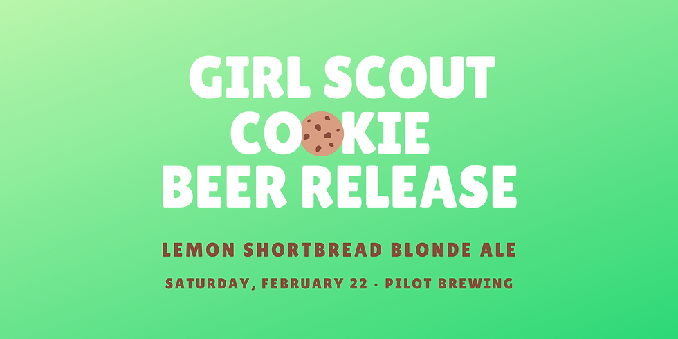 Girl Scout Cookie Day