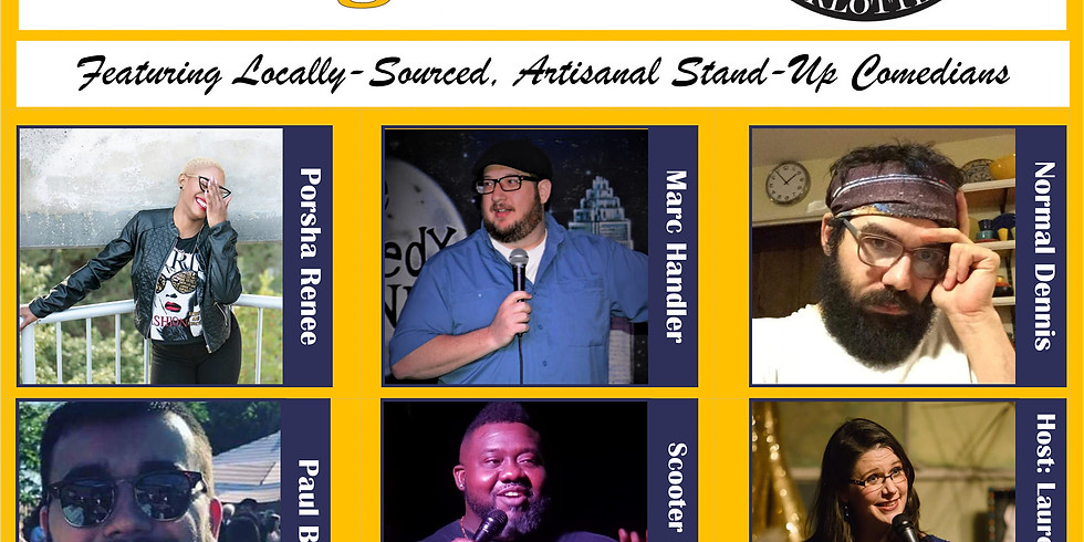 Small Batch Comedy Night