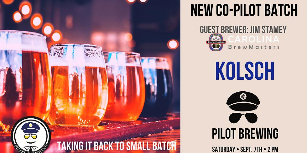 New Co-Pilot Release: Kolsch