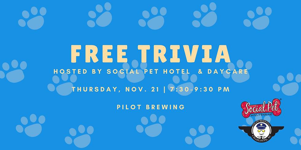 Social Pet Trivia