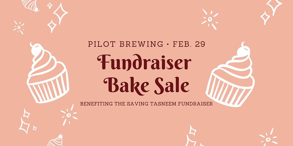 Fundraiser Bake Sale