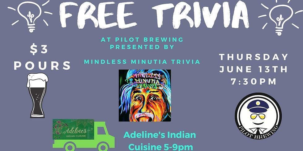 Free Trivia Night