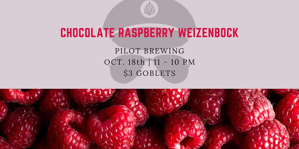 Chocolate Raspberry Weizenbock Release