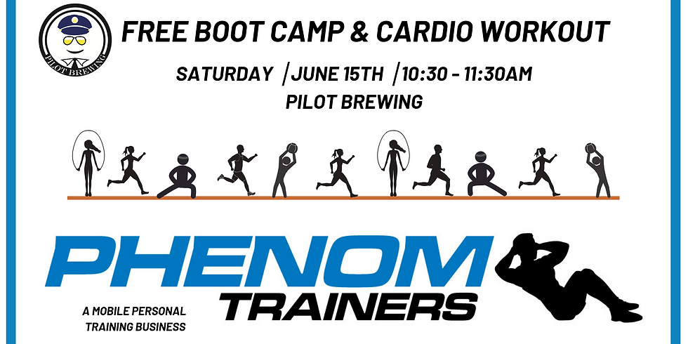 Free Boot Camp with Phenom Trainers
