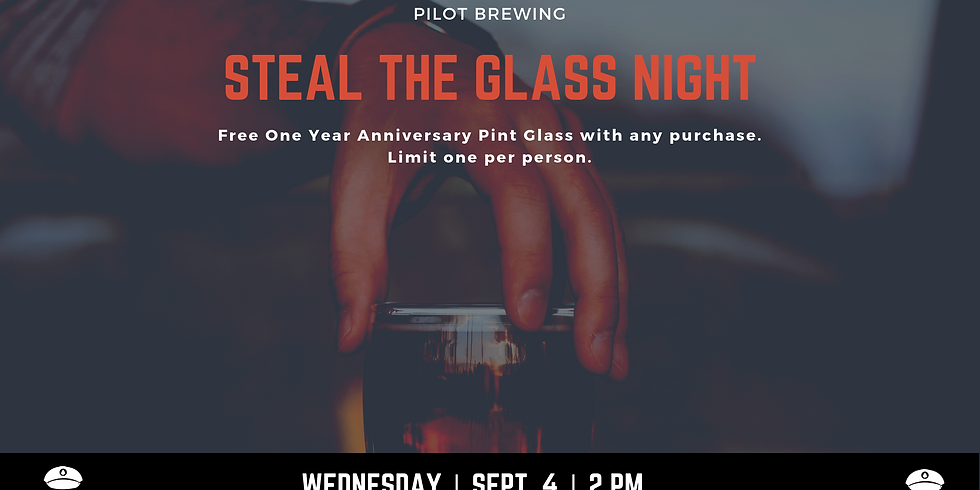 Steal the Glass Night