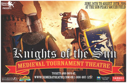 Knights of the Sun Poster