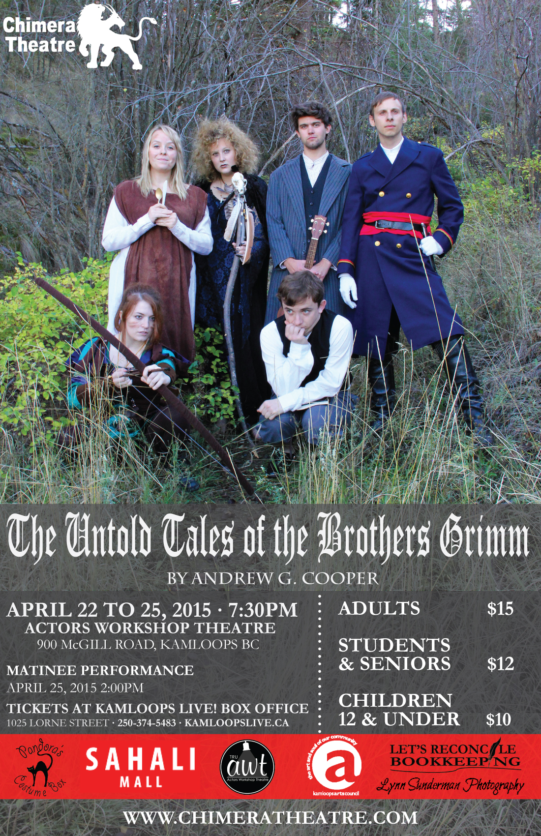 The Untold Tales of the Brothers Grimm (Kamloops)