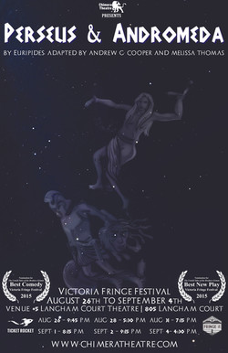 Perseus and Andromeda poster