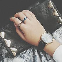 指輪や腕時計