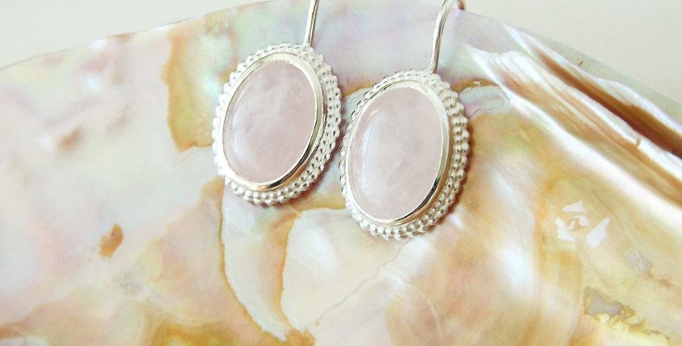 Mystic Garden hook earrings