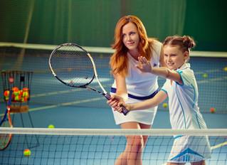 Открываем школу тенниса для детей.