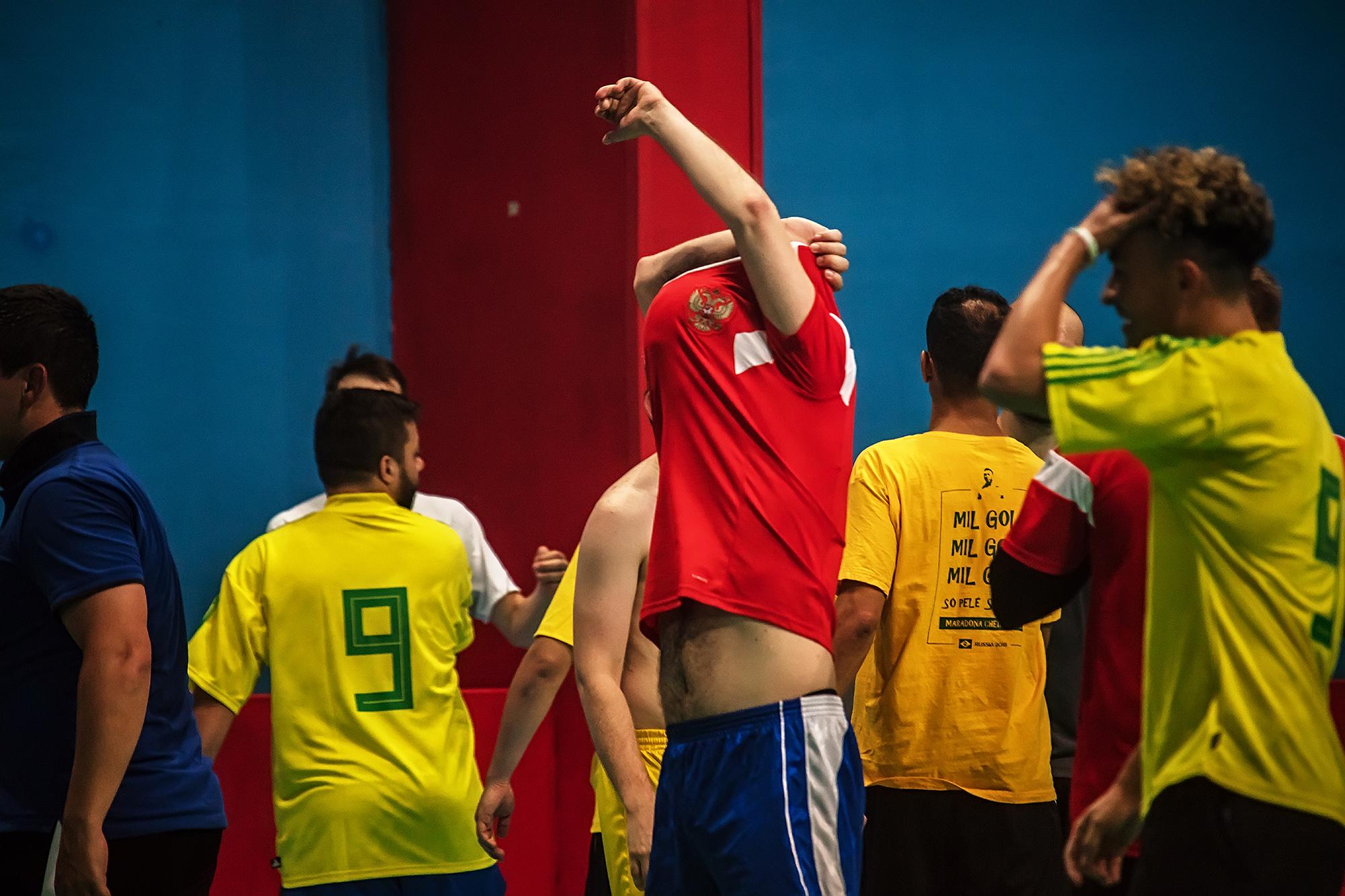 Россия-Бразилия