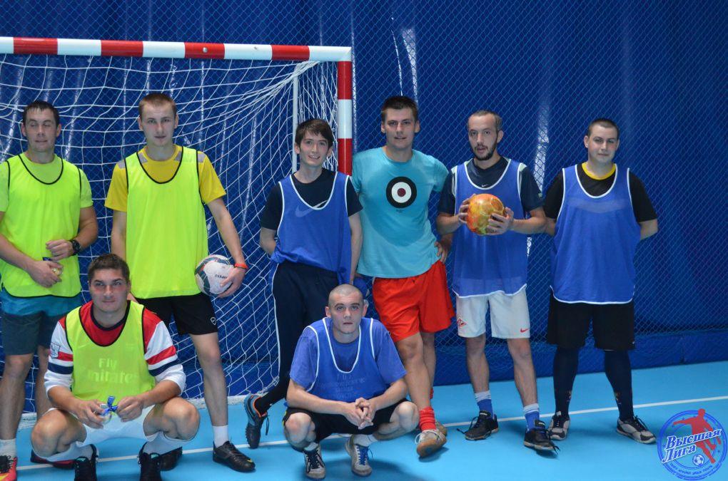 Футбол в Высшей лиге