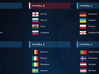 До Евро-2016 осталось 2 недели!