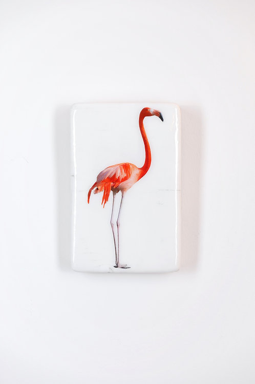 flamingo, Flamingo, Epoxi Surface, woodentiles.de