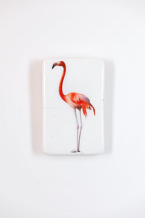 flamingo, Flamingo, Epoxi Surface, woodentiles.de