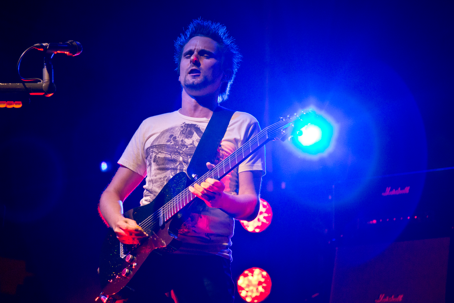 matthew bellamy ; muse