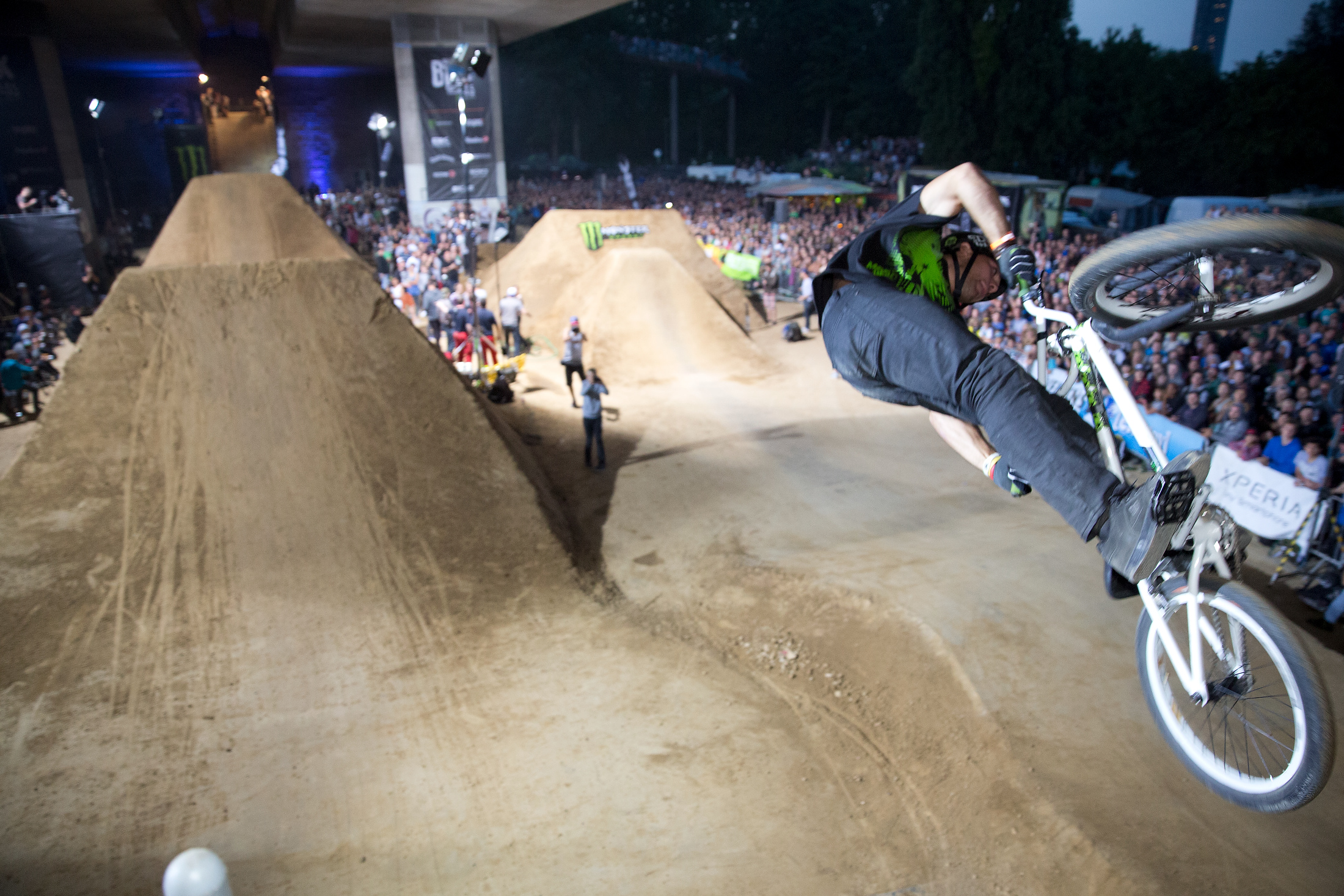 dirt jumps bmx-worlds´13