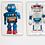 Thumbnail: #robot-blue27x42