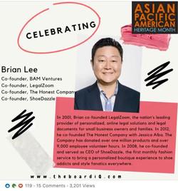 Celebrating Asian Pacific Islander Heritage Month