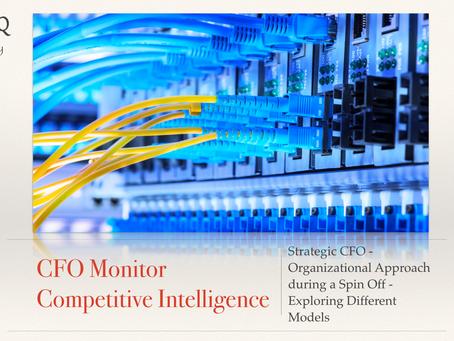 CFO Competitive Intelligence Monitor - Part 2