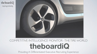 Competitive Intelligence Monitor - The Tire World