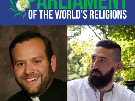 Participating in the Parliament of the World's Religions