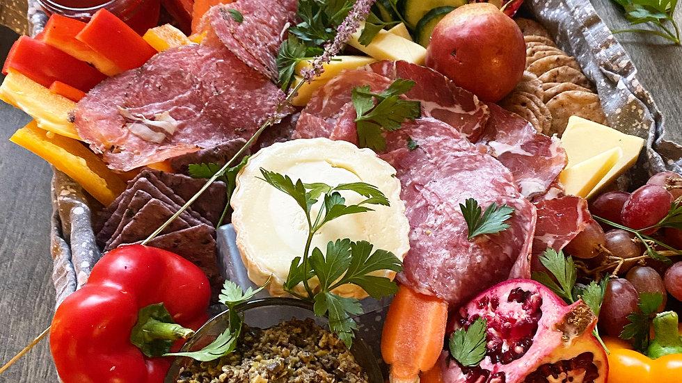 Nourished Grazing Platter