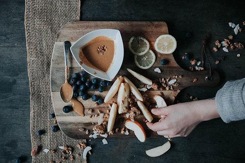 Nourished Snacks Recipe Book