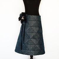 ◎ブローニュの森スカート(コサージュ付 )1731.jpg
