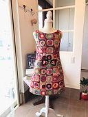 セミオーダー ローマの休日ドレス.jpg